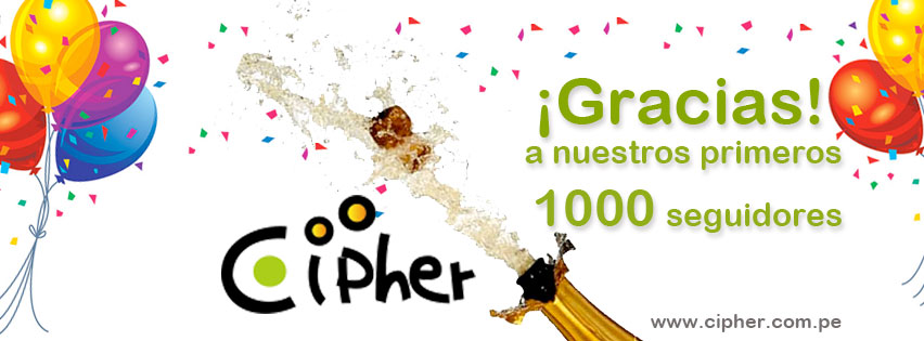 CIPHER FACEBOOK  1000